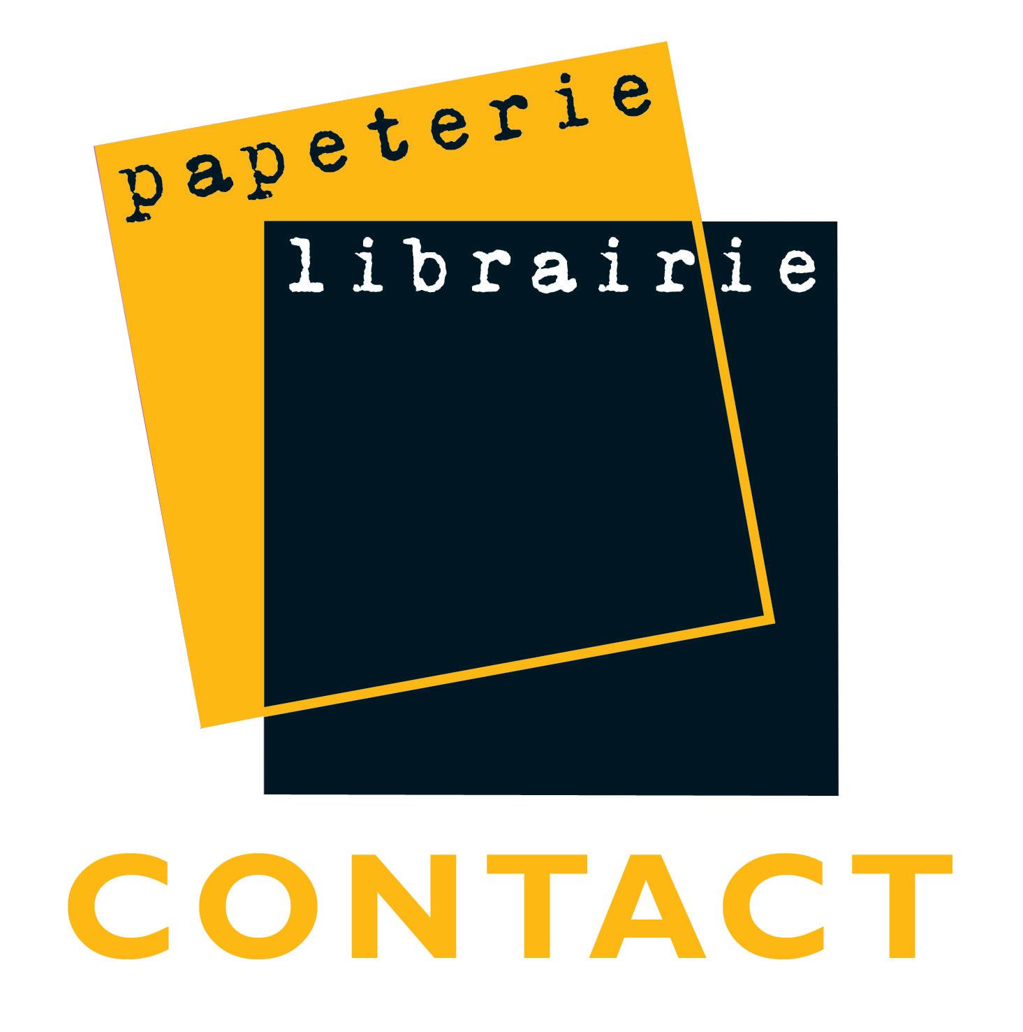 Logo Librairie Contact